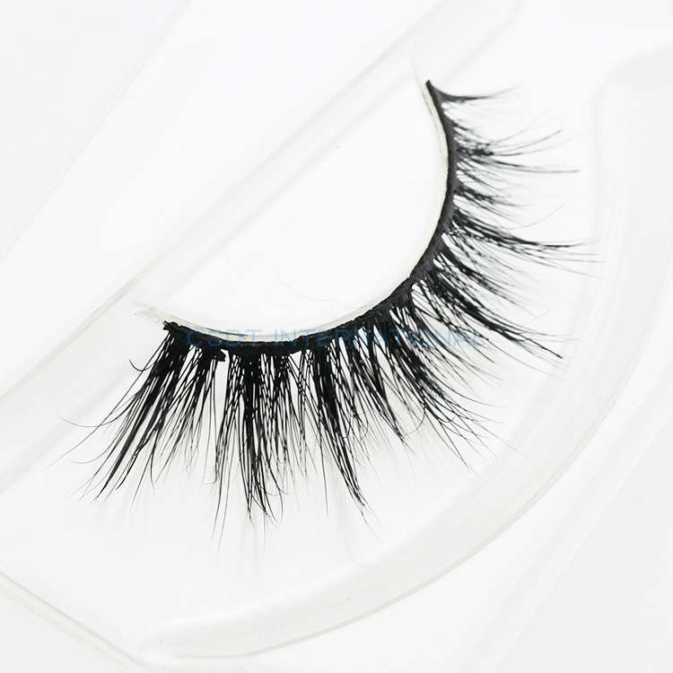 3D Mink False Eyelashes Brand Factory Price Hot Selling Korean
