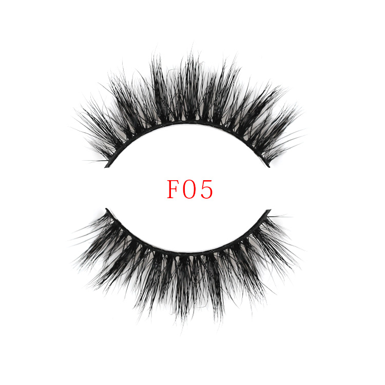 Soft and Comfortable Band 3D Layered Effect False Eyelashes