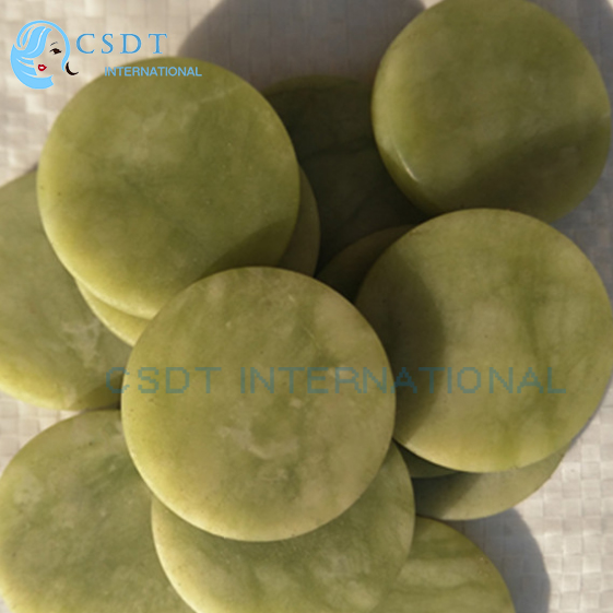 Green Jade Stone for Eyelash Extension