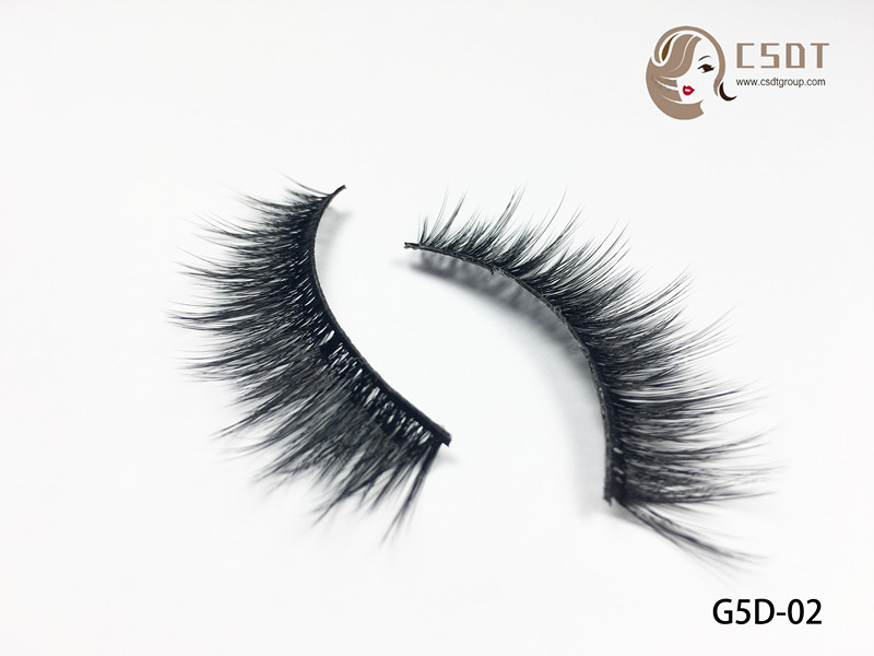 Newest 0.05mm 3D False Eyelashes Brand Factory Price Hot Selling Korean Samples