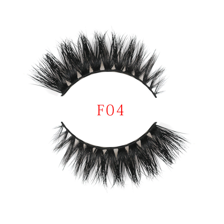 Hot Selling Light And Soft Super Dense Strip Eyelashes