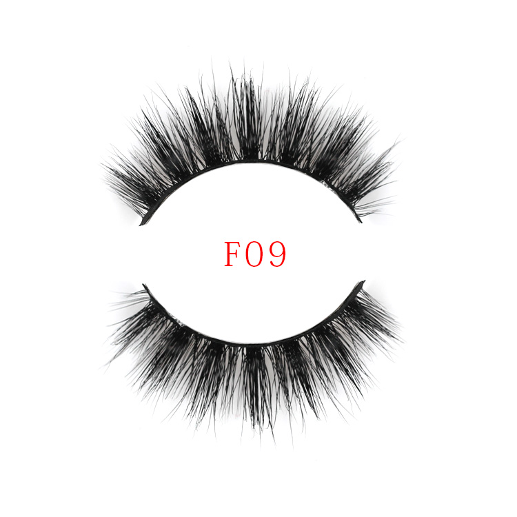 Worldbeauty Super Soft Natural Looking Strip Eyelashes Korean Mink False
