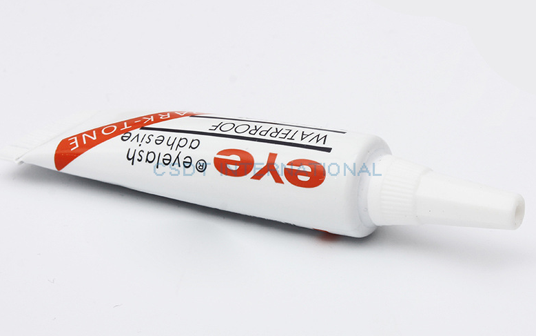 Wholesale distributor made in korea strip lash glue adhesive latex free eyelash glue with professional